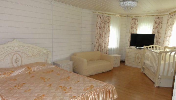 Продажа дома село Бужаниново, цена 2800000 рублей, 2020 год объявление №509656 на megabaz.ru