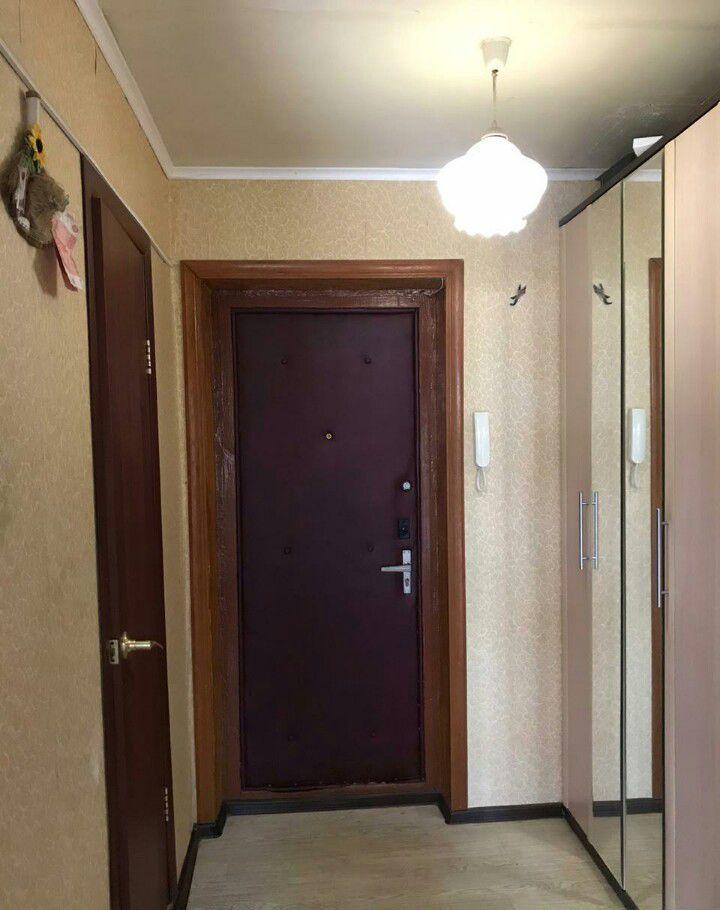 Продажа однокомнатной квартиры поселок Глебовский, улица Микрорайон 96, цена 3000000 рублей, 2021 год объявление №432680 на megabaz.ru