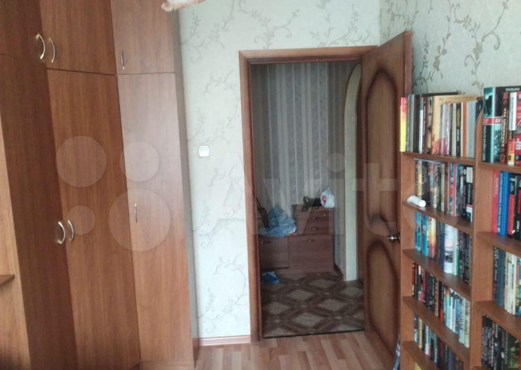 Продажа двухкомнатной квартиры поселок Первомайский, Дорожная улица 18, цена 2700000 рублей, 2021 год объявление №643767 на megabaz.ru