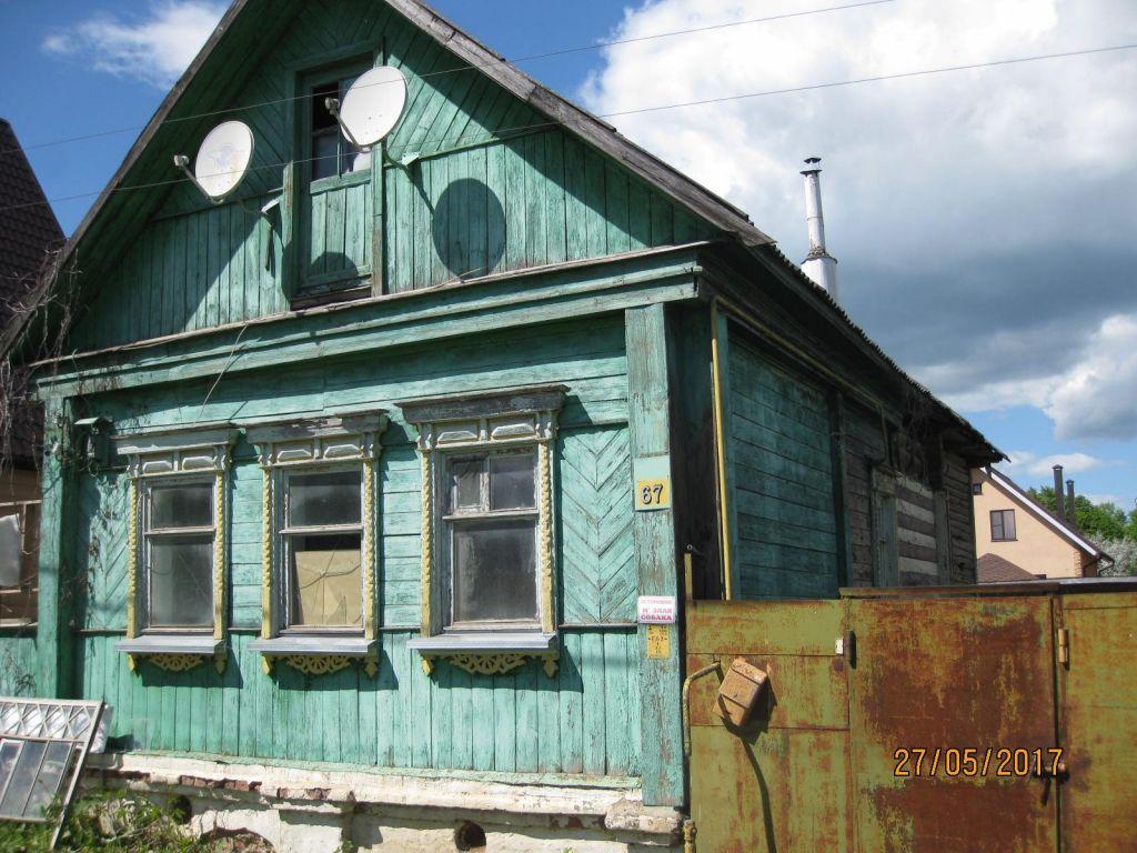 Продажа дома Верея, Ленинская улица 67, цена 1600000 рублей, 2021 год объявление №349113 на megabaz.ru