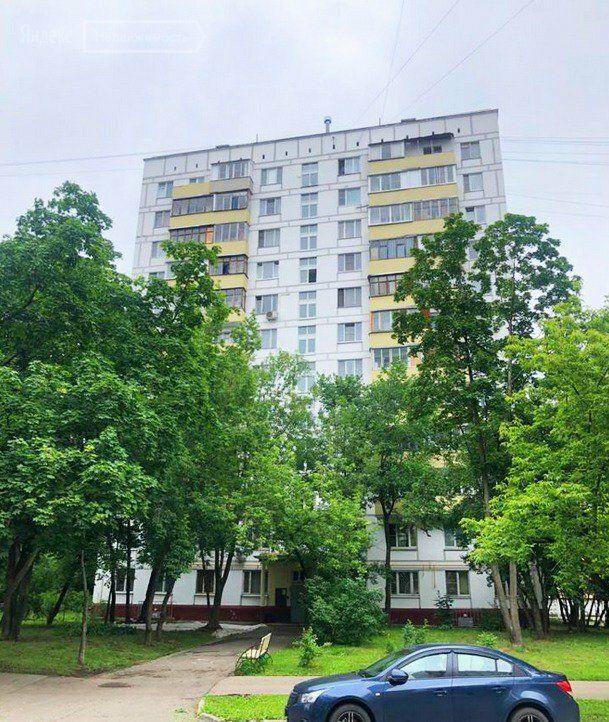 Продажа двухкомнатной квартиры Москва, метро Волжская, Волжский бульвар 43, цена 9300000 рублей, 2020 год объявление №490047 на megabaz.ru