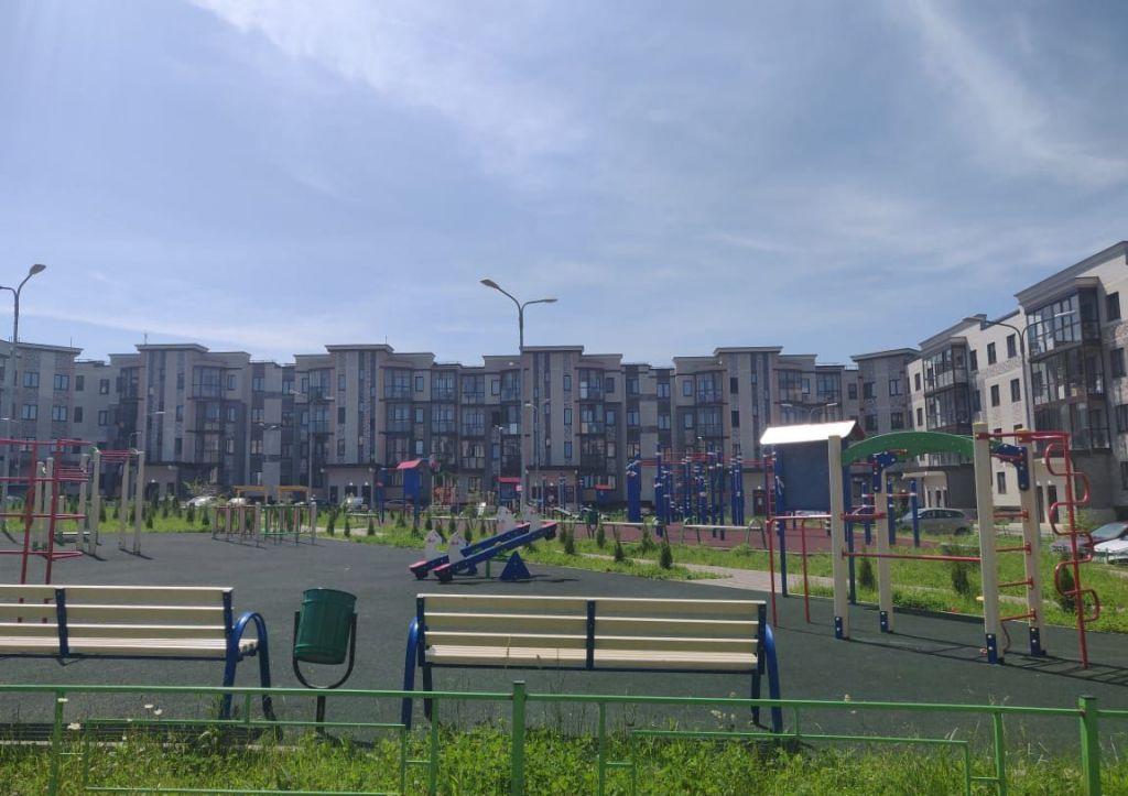 Продажа трёхкомнатной квартиры деревня Митькино, Цветочная улица 3, цена 5570000 рублей, 2020 год объявление №454639 на megabaz.ru