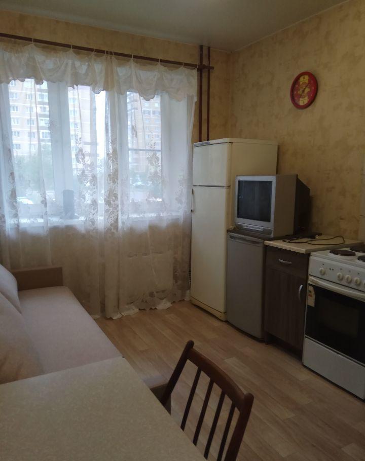 Аренда однокомнатной квартиры поселок Аничково, цена 15000 рублей, 2021 год объявление №1049425 на megabaz.ru