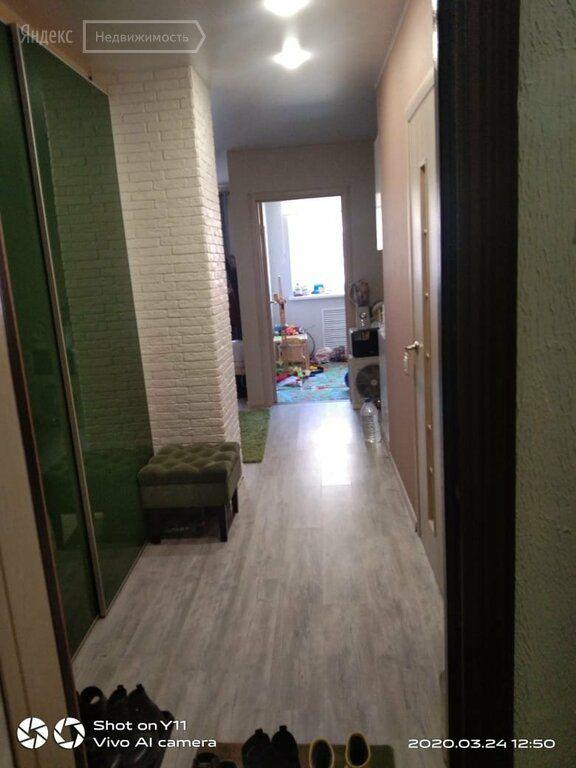 Продажа однокомнатной квартиры деревня Большие Жеребцы, метро Щелковская, цена 3450000 рублей, 2021 год объявление №454994 на megabaz.ru