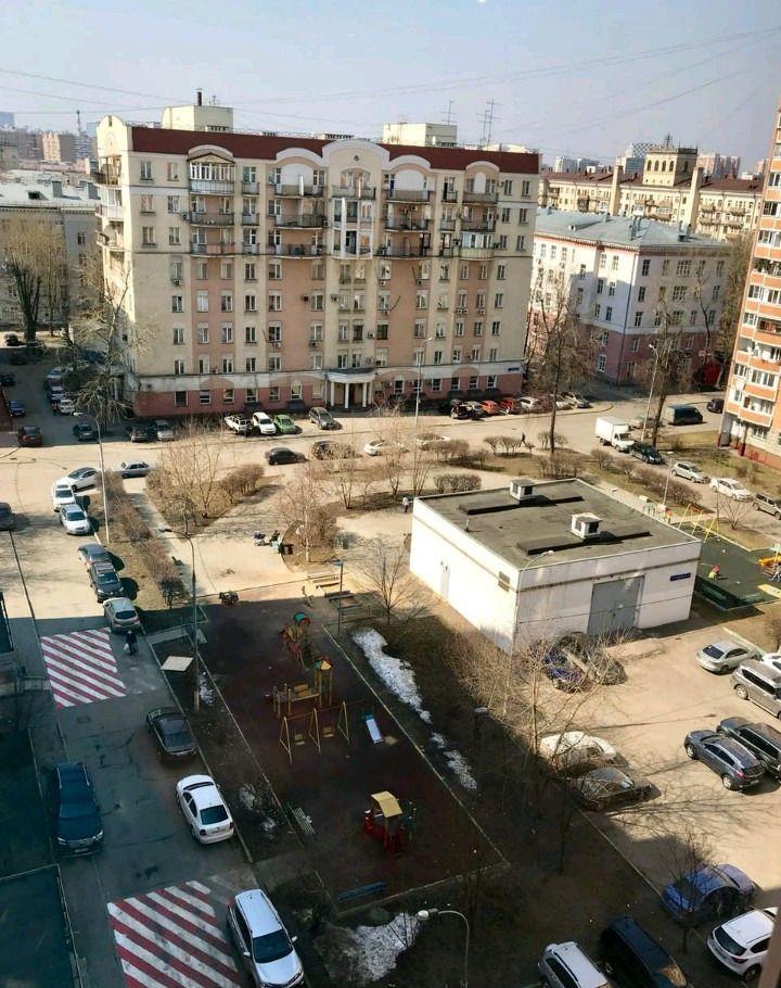 Продажа трёхкомнатной квартиры Москва, метро Варшавская, Старокаширское шоссе 4к2, цена 16500000 рублей, 2021 год объявление №440778 на megabaz.ru