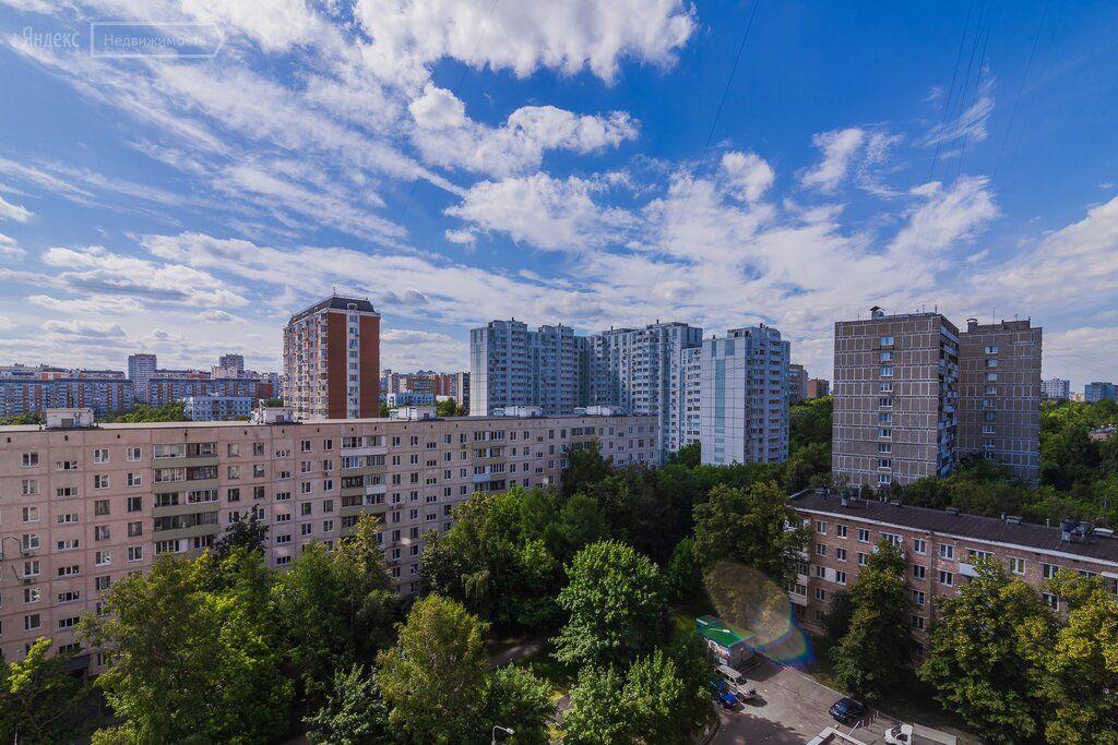 Продажа трёхкомнатной квартиры Москва, метро Варшавская, Варшавское шоссе 94, цена 27000000 рублей, 2021 год объявление №454984 на megabaz.ru