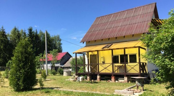 Продажа дома деревня Семенково, цена 1350000 рублей, 2020 год объявление №461352 на megabaz.ru