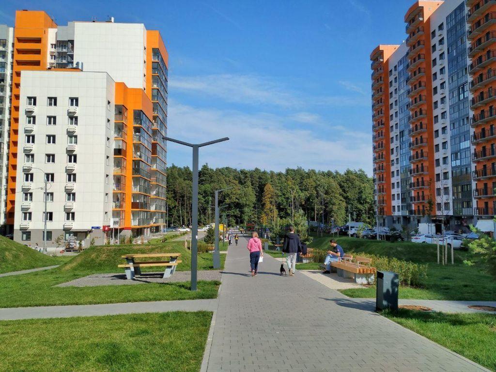 Аренда однокомнатной квартиры поселок Мещерино, Лесная улица 26, цена 23000 рублей, 2021 год объявление №1143531 на megabaz.ru