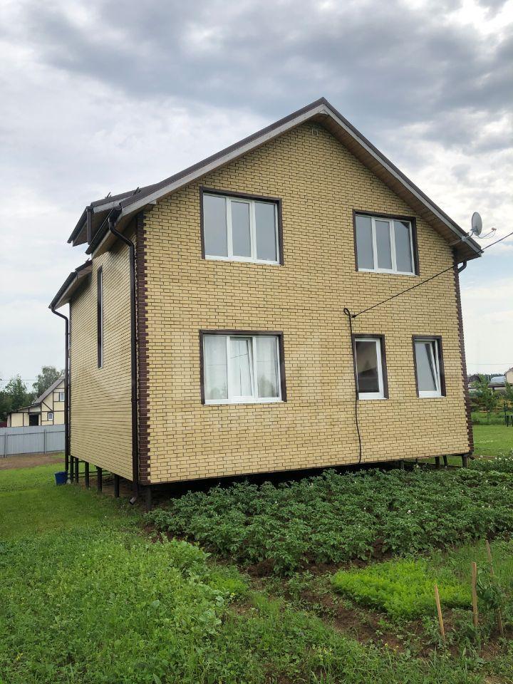 Продажа дома поселок Реммаш, цена 5000000 рублей, 2021 год объявление №456959 на megabaz.ru