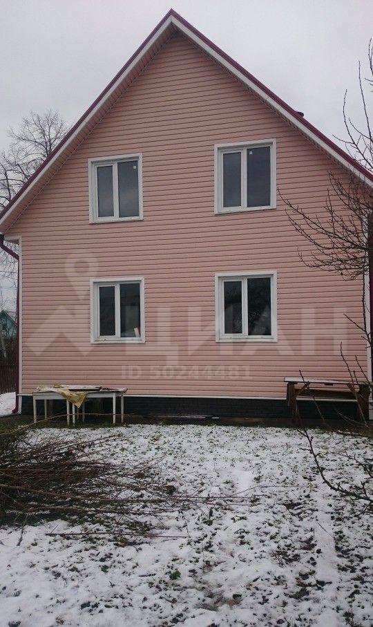 Продажа дома деревня Нестерово, Центральная улица 24, цена 5000000 рублей, 2020 год объявление №451557 на megabaz.ru