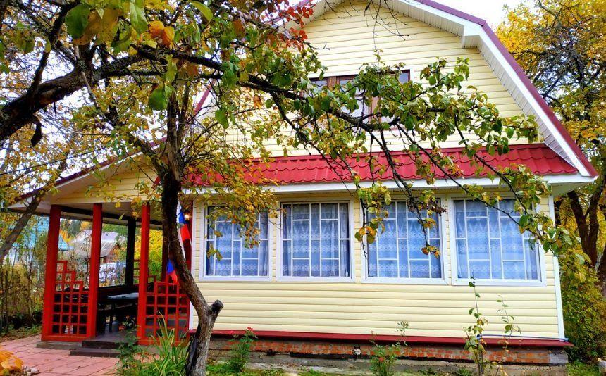 Продажа дома деревня Мамоново, Вокзальная улица, цена 720000 рублей, 2021 год объявление №443059 на megabaz.ru