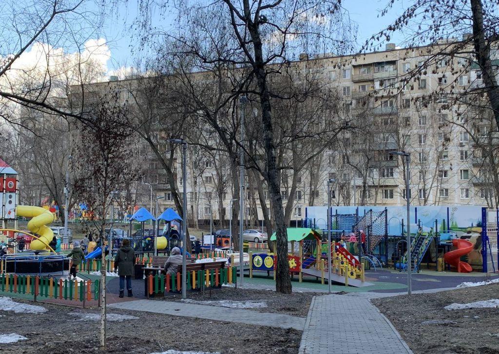 Продажа двухкомнатной квартиры Москва, метро Царицыно, Бакинская улица 21, цена 13500000 рублей, 2021 год объявление №603030 на megabaz.ru
