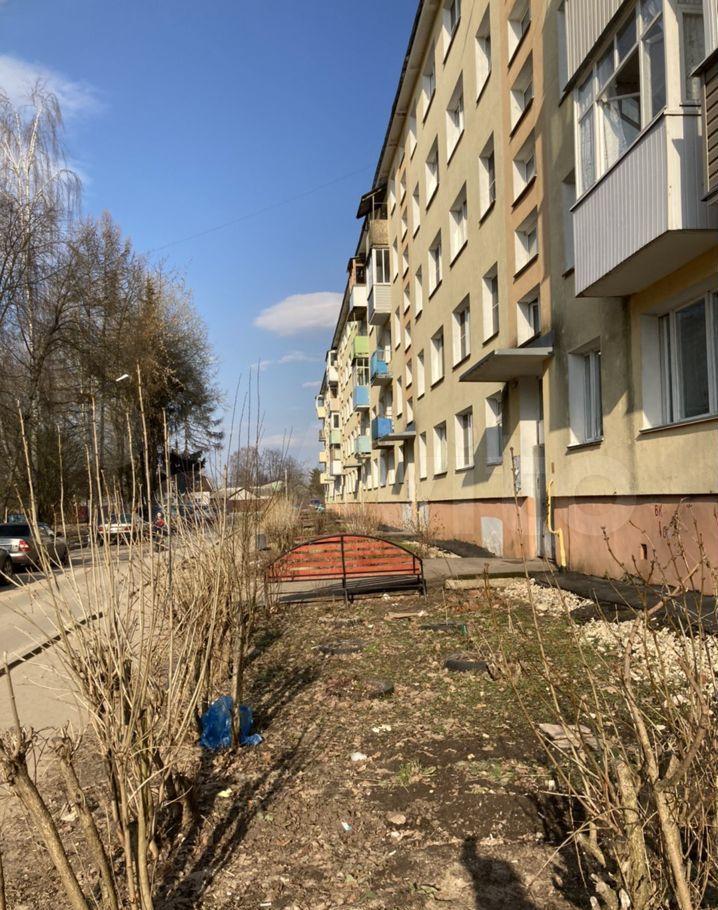 Продажа однокомнатной квартиры Высоковск, Первомайский проезд 8, цена 2150000 рублей, 2021 год объявление №618723 на megabaz.ru