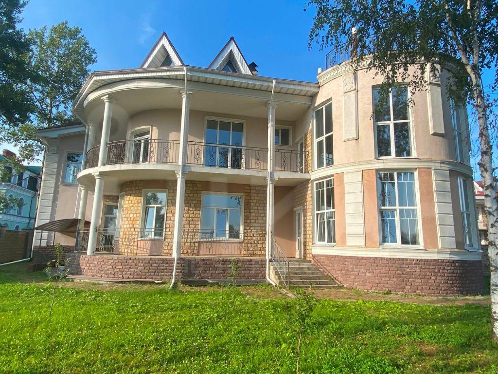 Продажа дома деревня Рыбаки, метро Алтуфьево, цена 61950000 рублей, 2020 год объявление №467800 на megabaz.ru
