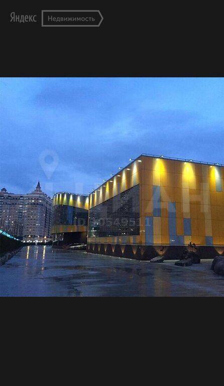 Продажа однокомнатной квартиры поселок совхоза имени Ленина, метро Домодедовская, цена 10050000 рублей, 2021 год объявление №456980 на megabaz.ru