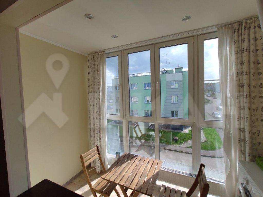 Аренда двухкомнатной квартиры деревня Чёрная, Европейская улица 8, цена 35000 рублей, 2021 год объявление №1157030 на megabaz.ru
