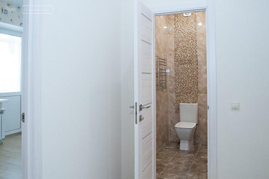 Продажа однокомнатной квартиры село Софьино, цена 4300000 рублей, 2021 год объявление №542686 на megabaz.ru