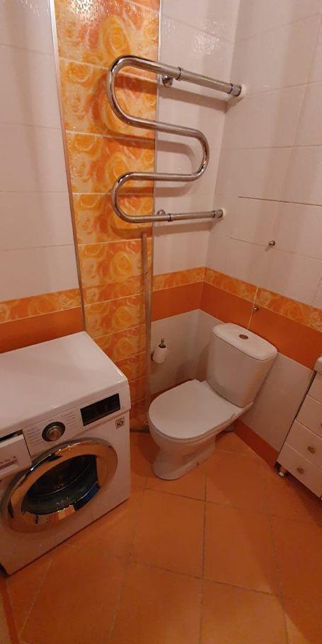 Аренда однокомнатной квартиры поселок Аничково, цена 16000 рублей, 2021 год объявление №1069393 на megabaz.ru