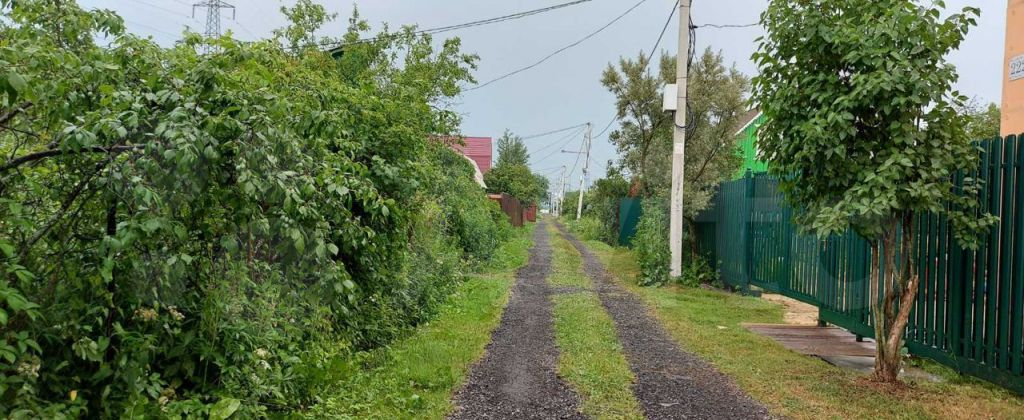 Продажа дома садовое товарищество Березка, цена 1320000 рублей, 2021 год объявление №663088 на megabaz.ru
