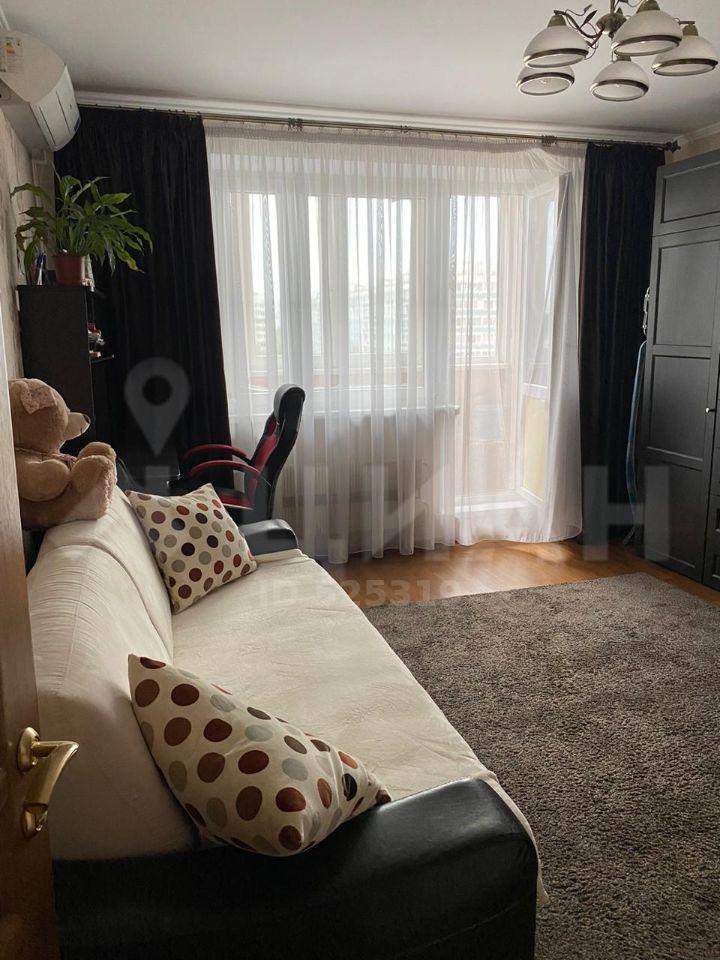 Продажа однокомнатной квартиры Москва, метро Красногвардейская, Борисовский проезд 17к1, цена 8000000 рублей, 2020 год объявление №488389 на megabaz.ru