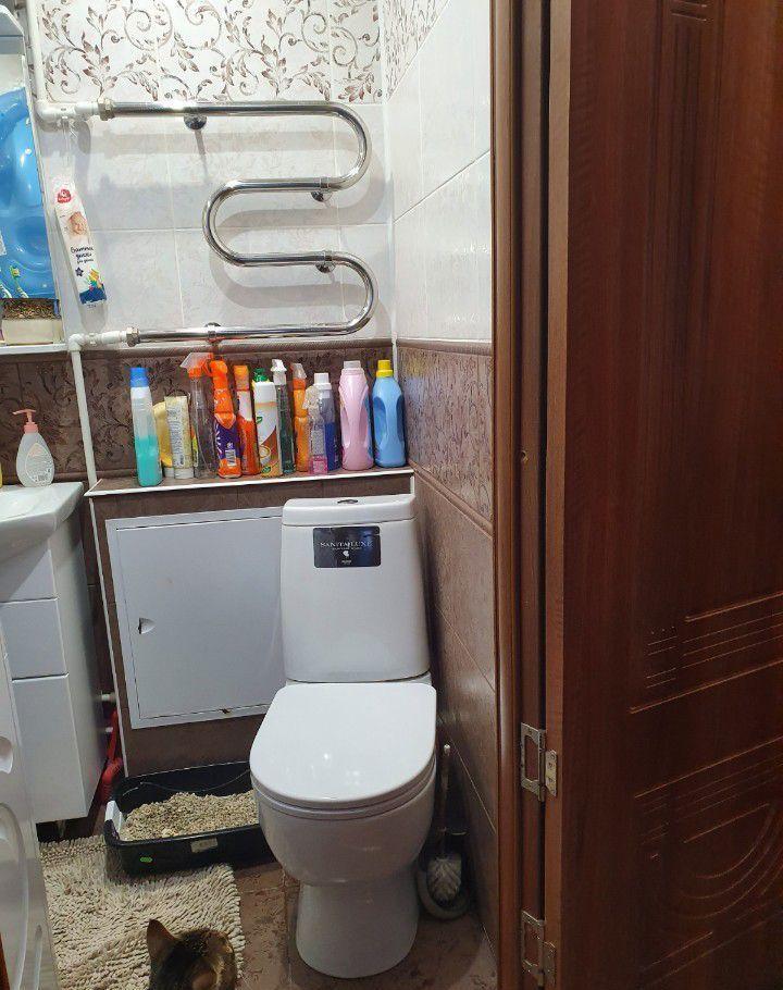 Продажа двухкомнатной квартиры рабочий посёлок Столбовая, Парковая улица 5, цена 3200000 рублей, 2021 год объявление №485683 на megabaz.ru