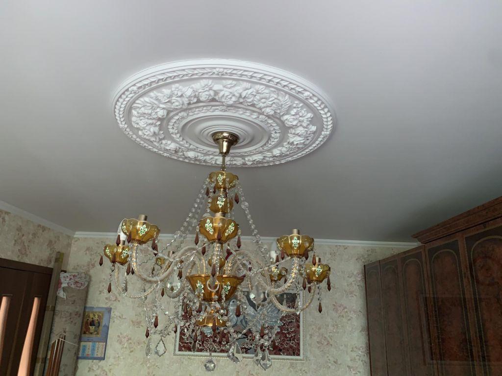 Продажа двухкомнатной квартиры Наро-Фоминск, Латышская улица 15А, цена 5000000 рублей, 2020 год объявление №502566 на megabaz.ru