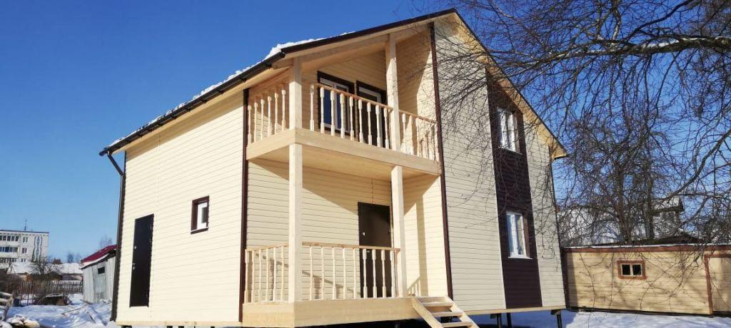 Продажа дома деревня Семенково, цена 3500000 рублей, 2020 год объявление №457100 на megabaz.ru