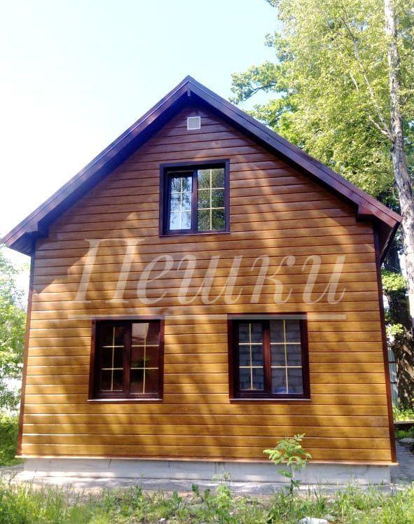 Продажа дома деревня Пешки, цена 3190000 рублей, 2020 год объявление №444431 на megabaz.ru