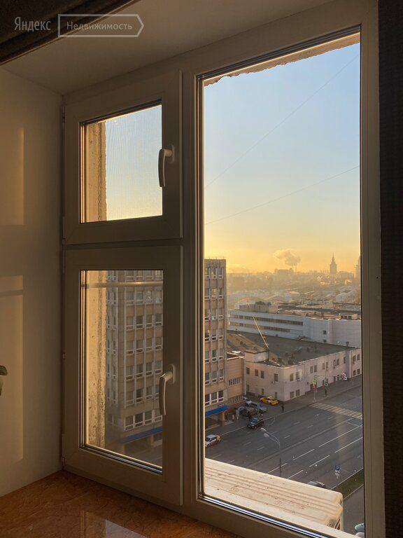 Продажа двухкомнатной квартиры Москва, метро Рижская, 2-й Крестовский переулок 12, цена 15600000 рублей, 2021 год объявление №537500 на megabaz.ru