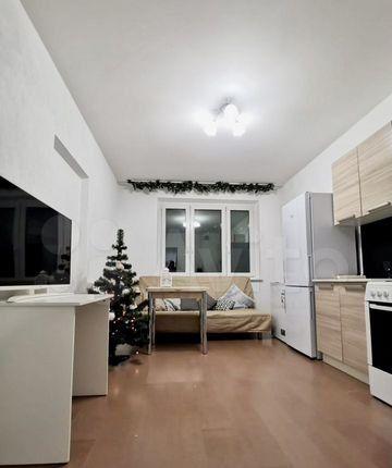 Продажа двухкомнатной квартиры Москва, улица Вертолётчиков 7к1, цена 10700000 рублей, 2021 год объявление №570532 на megabaz.ru