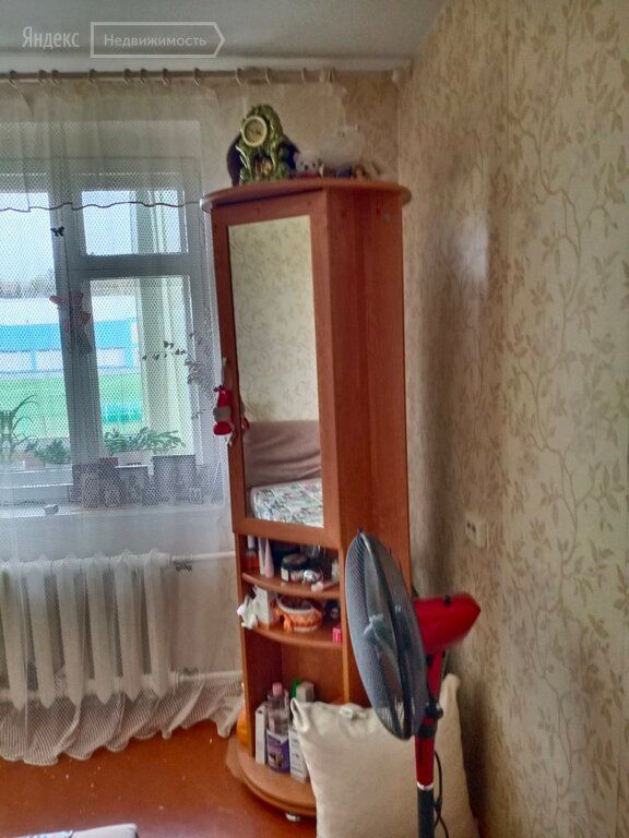 Продажа комнаты рабочий посёлок Селятино, Спортивная улица 5/1, цена 2450000 рублей, 2021 год объявление №570548 на megabaz.ru