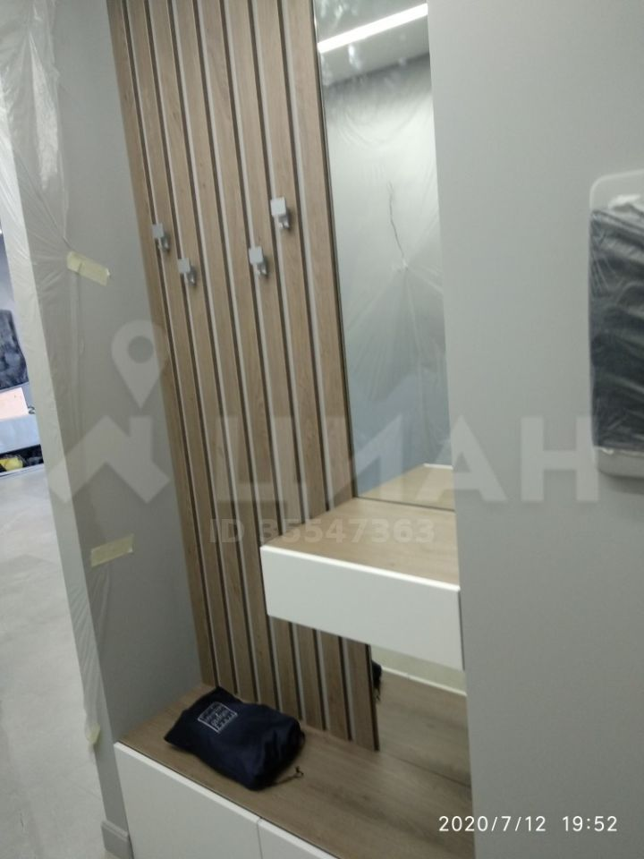 Продажа трёхкомнатной квартиры рабочий поселок Новоивановское, Можайское шоссе 52, цена 13700000 рублей, 2021 год объявление №456533 на megabaz.ru