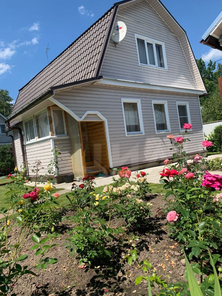Продажа дома деревня Пешково, цена 2700000 рублей, 2020 год объявление №459266 на megabaz.ru