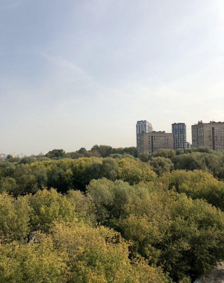 Продажа однокомнатной квартиры Москва, метро Парк Победы, 2-й Сетуньский проезд 11, цена 10500000 рублей, 2021 год объявление №507676 на megabaz.ru