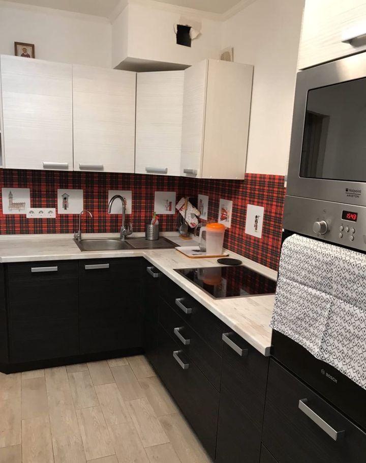 Аренда однокомнатной квартиры деревня Марусино, Заречная улица, цена 20000 рублей, 2020 год объявление №1211057 на megabaz.ru