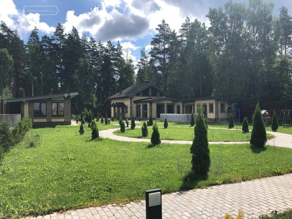 Продажа дома село Душоново, Центральная улица, цена 24000000 рублей, 2021 год объявление №458894 на megabaz.ru