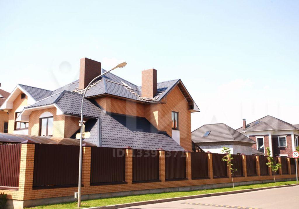 Продажа дома поселок Мещерино, цена 33000000 рублей, 2021 год объявление №462825 на megabaz.ru