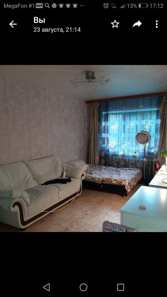 Продажа двухкомнатной квартиры село Рождествено, Микрорайонная улица 1, цена 3200000 рублей, 2021 год объявление №486993 на megabaz.ru