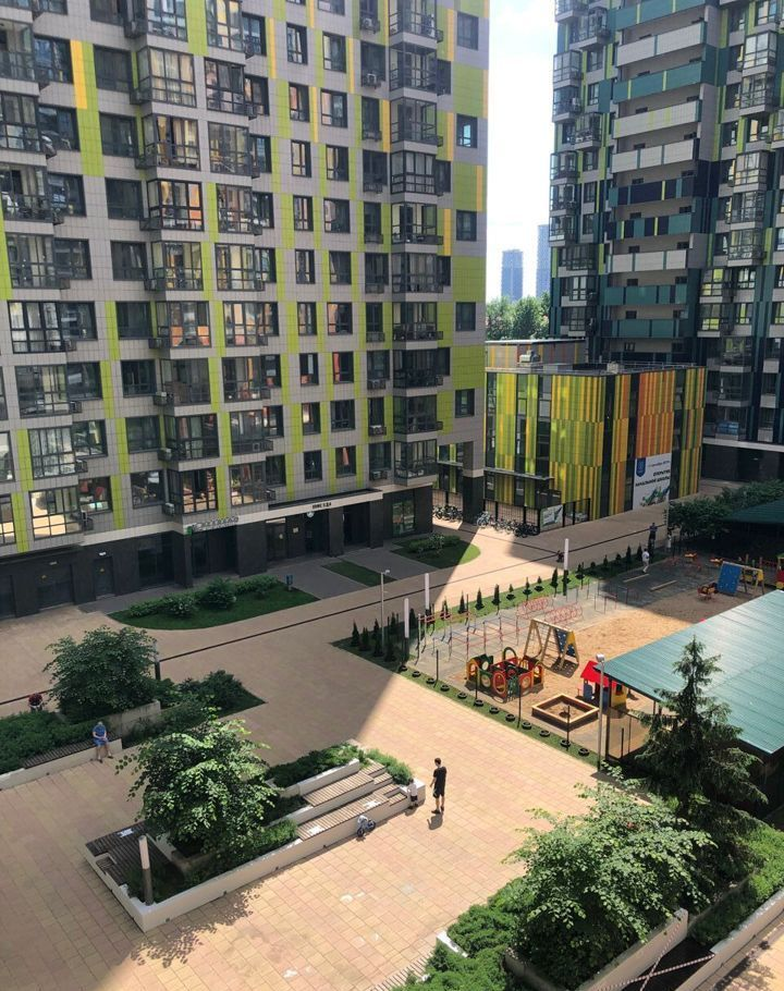 Продажа двухкомнатной квартиры Москва, метро Фили, Береговой проезд, цена 23000000 рублей, 2021 год объявление №435888 на megabaz.ru