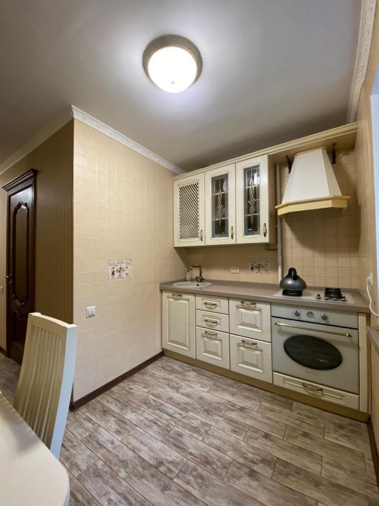Продажа трёхкомнатной квартиры Реутов, улица имени Головашкина 8, цена 8500000 рублей, 2020 год объявление №504225 на megabaz.ru