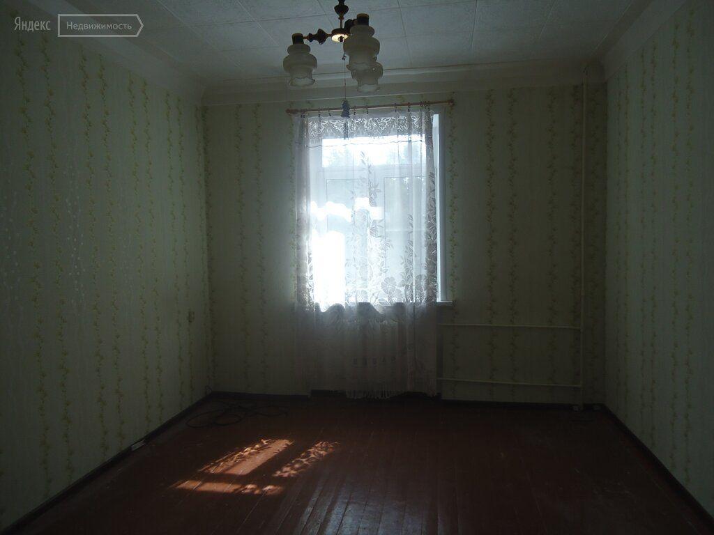 Продажа двухкомнатной квартиры Клин, Театральная улица 1/3, цена 3100000 рублей, 2020 год объявление №506741 на megabaz.ru