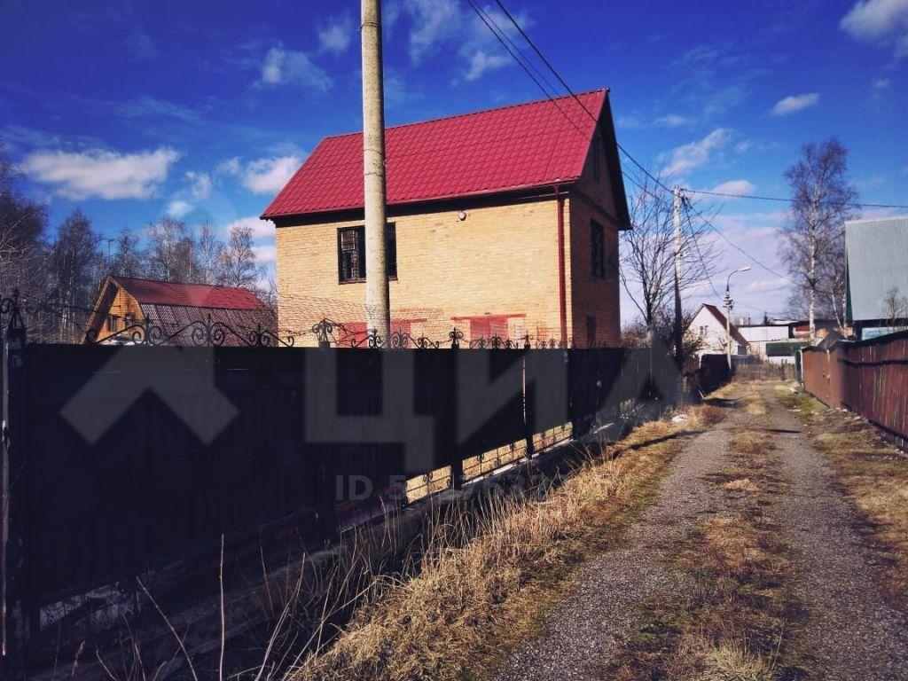 Продажа дома поселок Старый Городок, цена 3500000 рублей, 2020 год объявление №461629 на megabaz.ru