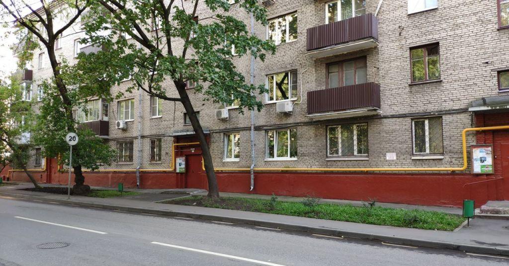 Продажа студии Москва, метро Белорусская, Нижняя улица 7, цена 4390000 рублей, 2020 год объявление №507891 на megabaz.ru