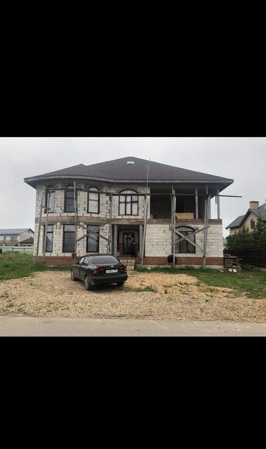 Продажа дома коттеджный посёлок Лосиный Парк-2, улица 3-я Линия, цена 10500000 рублей, 2020 год объявление №457613 на megabaz.ru