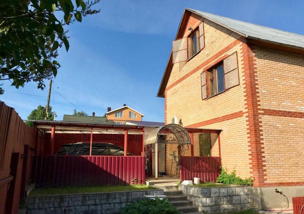 Продажа дома деревня Андреевское, Кооперативная улица, цена 15700000 рублей, 2020 год объявление №503806 на megabaz.ru