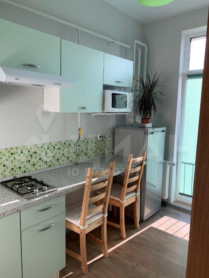 Продажа однокомнатной квартиры поселок Мещерино, метро Домодедовская, цена 3950000 рублей, 2021 год объявление №360499 на megabaz.ru