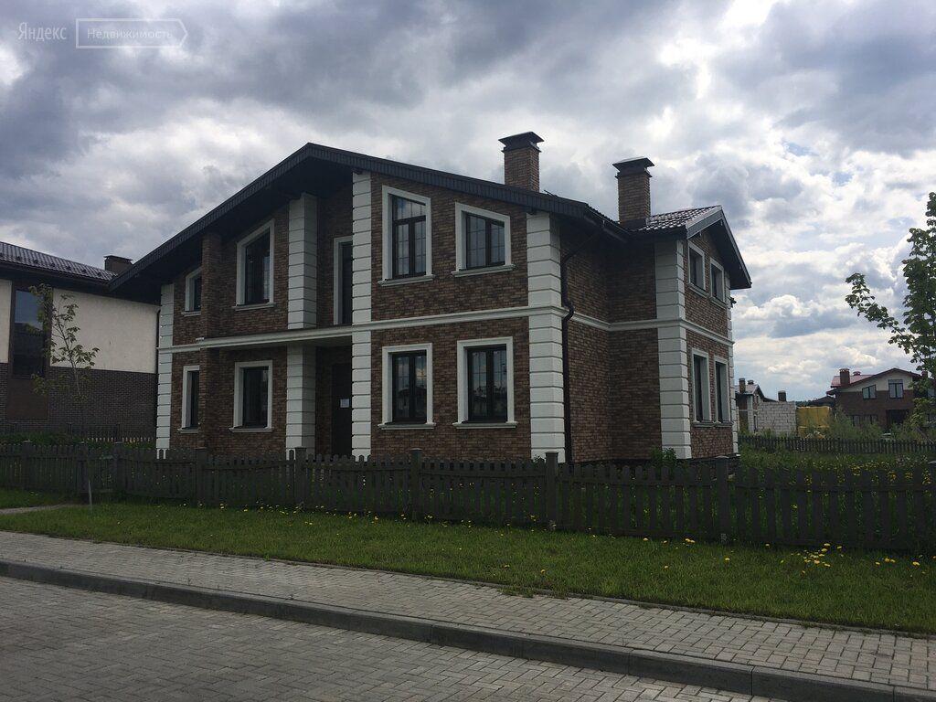 Продажа дома деревня Исаково, цена 16000000 рублей, 2021 год объявление №457883 на megabaz.ru
