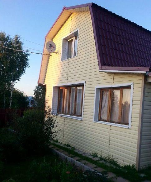 Продажа дома СНТ Ручеёк, цена 425000 рублей, 2020 год объявление №487688 на megabaz.ru