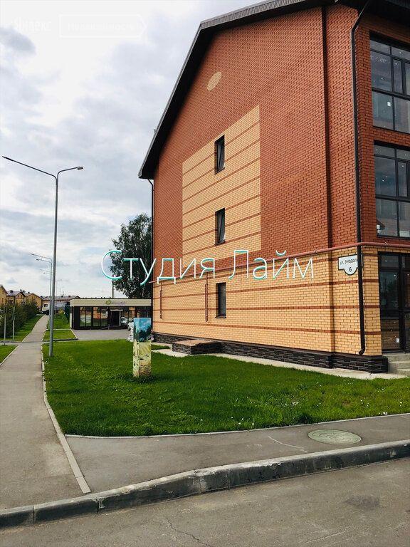 Продажа двухкомнатной квартиры деревня Шолохово, улица Экодолье 6, цена 4600000 рублей, 2020 год объявление №457826 на megabaz.ru