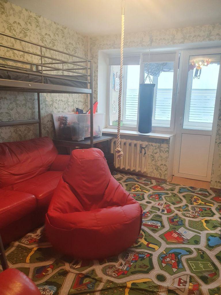 Продажа двухкомнатной квартиры село Осташево, Колхозная улица 45, цена 2450000 рублей, 2020 год объявление №464923 на megabaz.ru